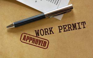 permiso de trabajo en España