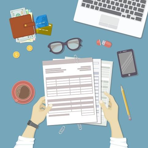 Cómo hacer una factura electrónica en España
