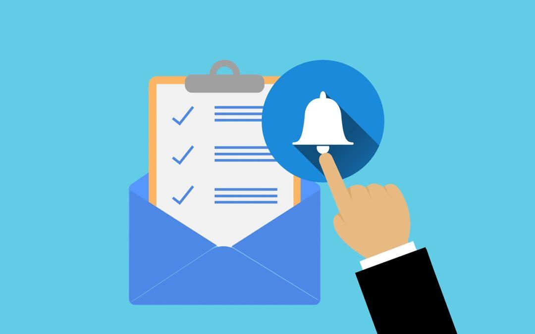 Notificaciones electrónicas: Prórrogas en el Procedimiento Administrativo Común de las Administraciones Públicas en España